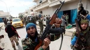 مسلحون-في-ليبيا